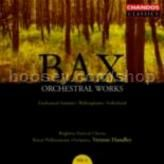 Orchestral Works vol.8 (Chandos Audio CD)