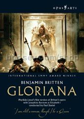 Gloriana Op. 53 - Film Version (Opera North) NTSC (Opus Arte DVD)