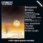 Lachrymae Op. 48a/Variations on a Theme of Frank Bridge Op. 10/Les Illuminations Op. 18 (BIS Audio C