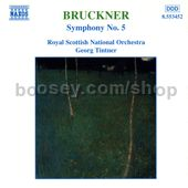 Symphony No.5 (Naxos Audio CD)