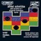 Alfred Schnittke - Cello Concerto No1/Sounding Letters/Four