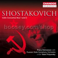 Cello Concertos 1-2 (Chandos Audio CD)