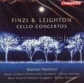 Cello Concertos (Chandos Audio CD)