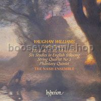 Violin Sonata in A minor, The Lake in the Mountains & other chamber works (Hyperion Audio CD)