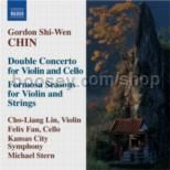 Double Concerto for Violin & Clarinet (Audio CD)