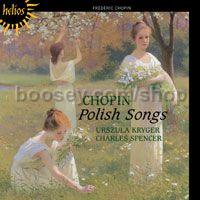 Polish Songs (Hyperion Audio CD)