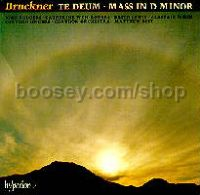 Mass in D minor & Te Deum (Hyperion Audio CD)
