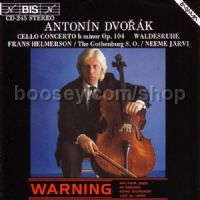 Cello Concerto (BIS Audio CD)