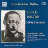 Violin Concertos (Naxos Audio CD)