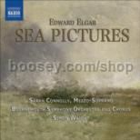 Sea Pictures Op 37/The Music Makers Op 69 (Naxos Audio CD)