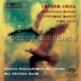 Orchestral Dances (BIS SACD Super Audio CD)