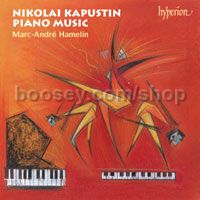 Piano Music 2 (Hyperion Audio CD)