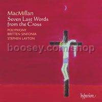 Seven Last Words From the Cross/Annunciation of the Blessed Virgin/Te Deum (Hyperion Super Audio CD)