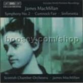 Symphony No.2/Cumnock Fair/Sinfonietta (BIS Audio CD)