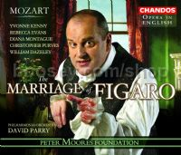 Opera - The Marriage of Figaro (Chandos Audio CD)