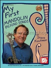 My First Mandolin Picking Songs (Bk & CD)