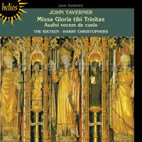 Missa Gloria tibi Trinitas (Hyperion Audio CD)