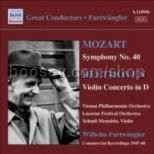 Great Conductors - Furtwängler (Naxos Historical Audio CD)