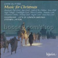 Music for Christmas (Hyperion Audio CD)