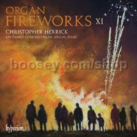 Organ Fireworks 11 (Hyperion Audio CD)