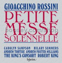 Petite Messe solennelle (Hyperion Audio CD)