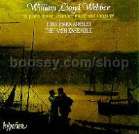Chamber music & songs (Hyperion Audio CD)