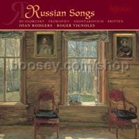 Russian Songs (Hyperion Audio CD)