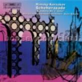 Scheherazade. Symphonic Suite after the 'Thousand and One Nights'/Symphony No.2 (BIS Audio CD)