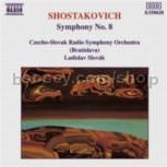 Symphony No.8 in C minor Op 65 (Naxos Audio CD)