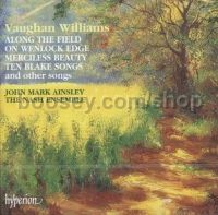 Merciless Beauty/English Folksongs/Blake Songs/Along the Field/On Wenlock Edge (Hyperion Audio CD)
