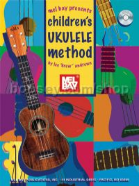 Children's Ukulele Method (Book & CD)
