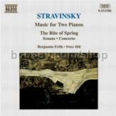 Music for Two Pianos (Naxos Audio CD)