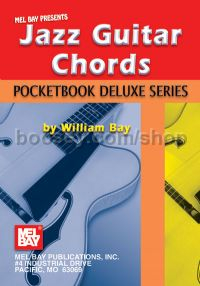 Pocketbook Deluxe Jazz Guitar Chords
