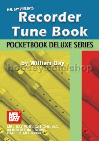 Pocketbook Deluxe Recorder Tune Book