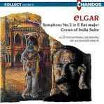 Symphony No.2 in E flat major Op 63/The Crown of India Op 66 - Suite (Chandos Audio CD)