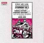 Symphony No.3 Op. 10/Carnival Overture Op. 92/Symphonic Variations Op. 78 (Chandos Audio CD)