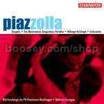 Orchestral Works: Tangazo/Tres movimientos/Milonga del Angel/Sinfonietta (Chandos Audio CD)
