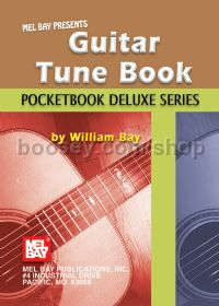 Pocketbook Deluxe Guitar Tune Book
