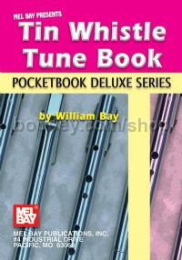 Pocketbook Deluxe Tin Whistle Tune Book