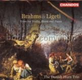 Trio for Violin, Horn & Piano, Op. 40/Trio for Violin, Horn & Piano (1982) (Chandos Audio CD)