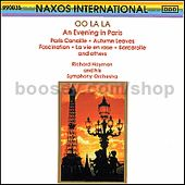An Evening in Paris (Naxos Audio CD)