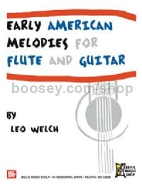 Early American Melodies For Flute And Guitar