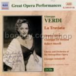 La Traviata (Naxos Audio CD)