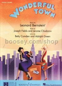 Wonderful Town - vocal score