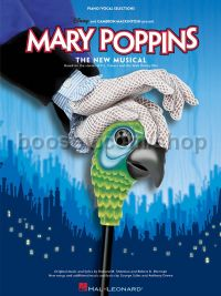 Mary Poppins - The Broadway Musical (vocal selection)
