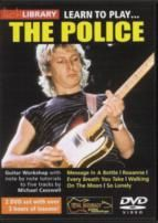 Learn To Play . . . The Police (Lick Library series) DVD