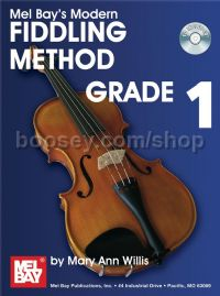 Modern Fiddling Method Grade 1 Bk/2 CDs