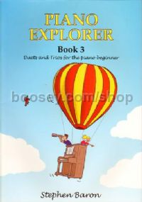 Piano Explorer Book 3