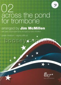 Across The Pond 02 for Trombone (bass clef)
