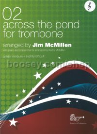 Across The Pond 02 for Trombone (treble clef)